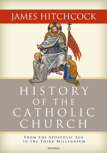 The History of the Catholic Church: From the Apostolic Age to the Third Millennium  2012 edition cover