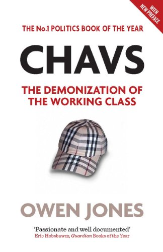 Chavs The Demonization of the Working Class  2012 edition cover