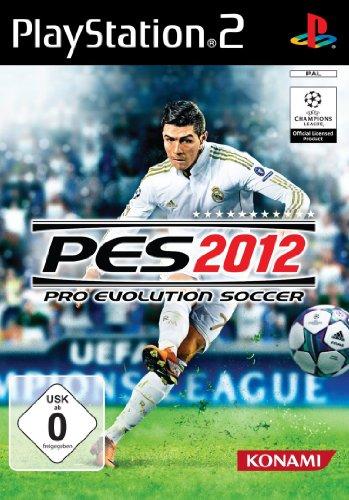 Pro Evolution Soccer 2012 [Software Pyramide] PlayStation2 artwork