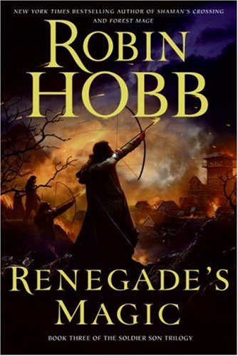 Renegade's Magic Book Three of the Soldier Son Trilogy  2008 9780060757649 Front Cover