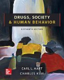 Drugs, Society and Human Behavior  16th 2015 edition cover