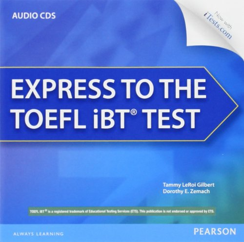 Longman Express Course for Toefl Ibt Complete:   2012 edition cover