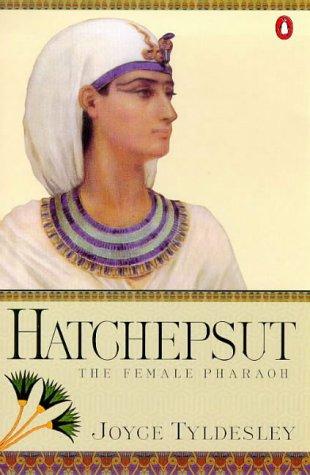 Hatchepsut The Female Pharoah  1996 edition cover