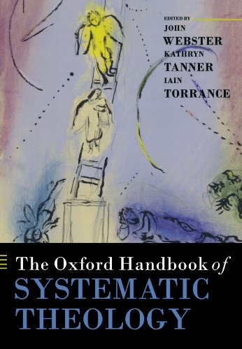 Oxford Handbook of Systematic Theology   2009 edition cover