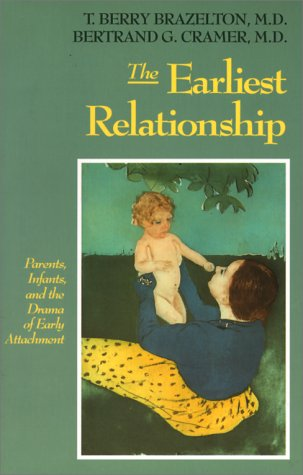 Earliest Relationship Parents, Infants, and the Drama of Early Attachment  1991 edition cover