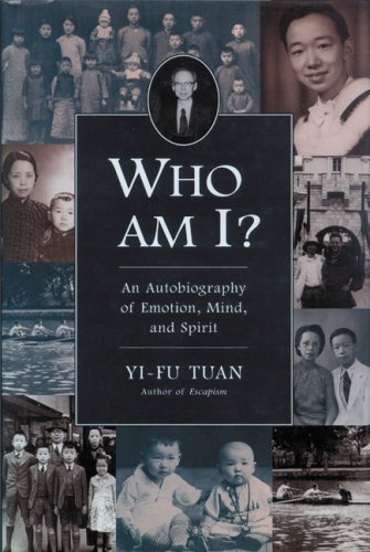 Who Am I? An Autobiography of Emotion, Mind, and Spirit N/A 9780299166649 Front Cover