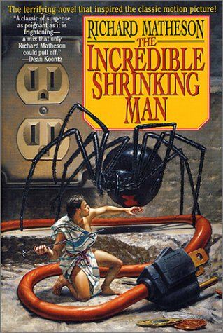 Incredible Shrinking Man  Revised edition cover