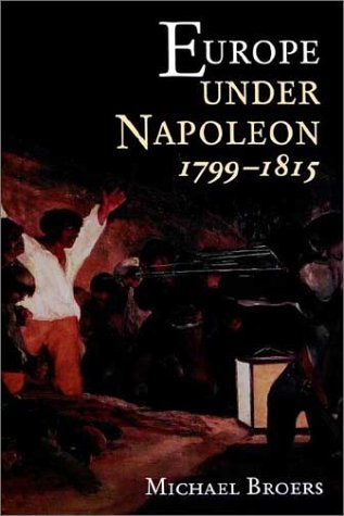 Europe under Napoleon 1799-1815   1996 edition cover