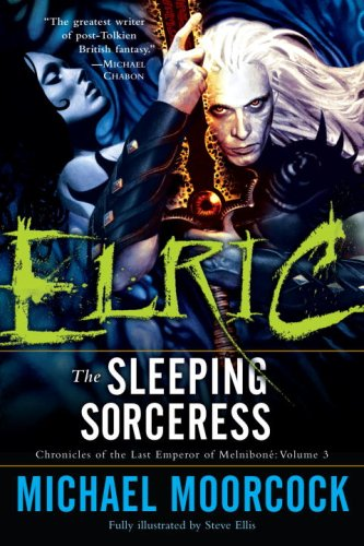 Elric The Sleeping Sorceress  2008 edition cover