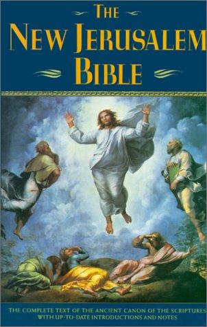 New Jerusalem Bible  Reprint edition cover