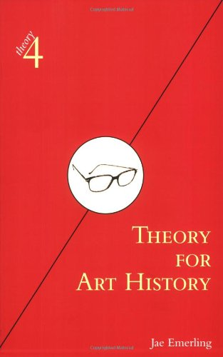 Theory for Art History   2006 edition cover