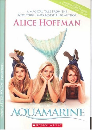 Aquamarine   2001 edition cover