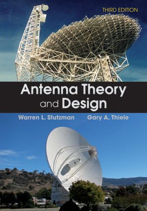 Antenna Theory and Design  3rd 2013 edition cover