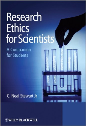 Research Ethics for Scientists A Companion for Students  2011 9780470745649 Front Cover
