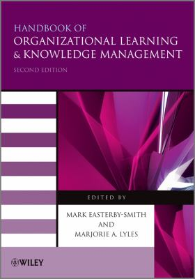 Handbook of Organizational Learning and Knowledge Management  2nd 2011 edition cover