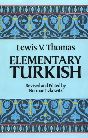 Elementary Turkish  Reprint  9780486250649 Front Cover
