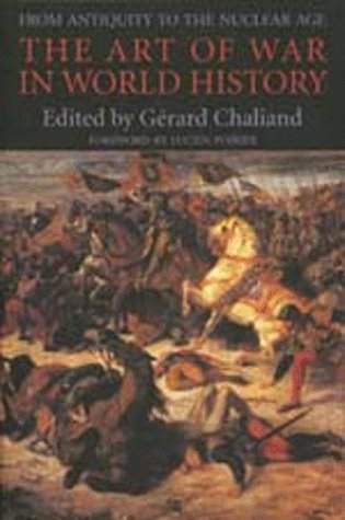 Art of War in World History From Antiquity to the Nuclear Age  1994 edition cover