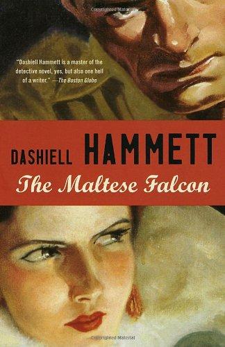 Maltese Falcon   1957 edition cover