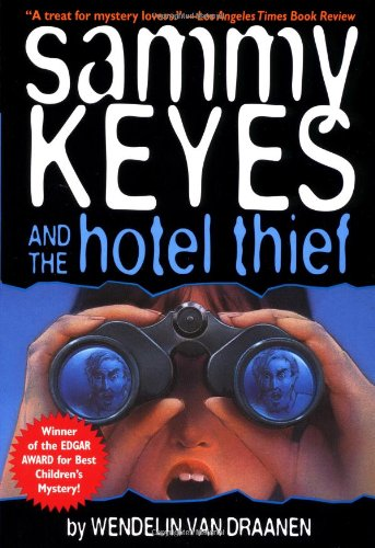 Sammy Keyes and the Hotel Thief   1998 edition cover