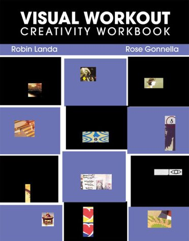 Visual Workout Creativity Workbook  2001 edition cover