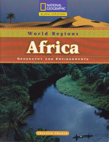 Africa - Geography and Environments   2004 edition cover