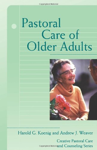 Pastoral Care of Older Adults  N/A edition cover