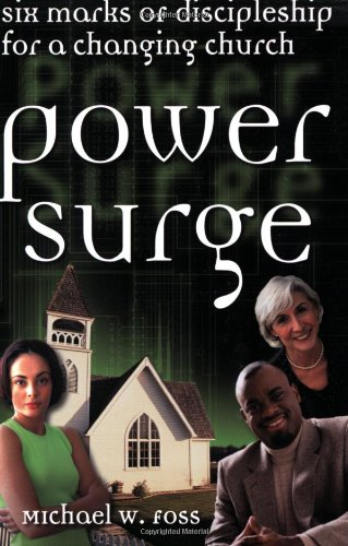 Power Surge Six Marks of Discipleship for a Changing Church  2000 edition cover