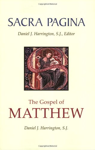 Gospel of Matthew  N/A 9780814659649 Front Cover