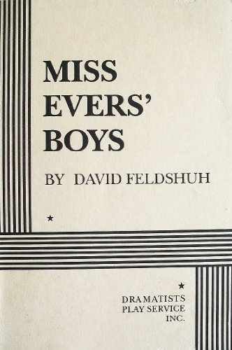 Miss Evers' Boys  N/A edition cover