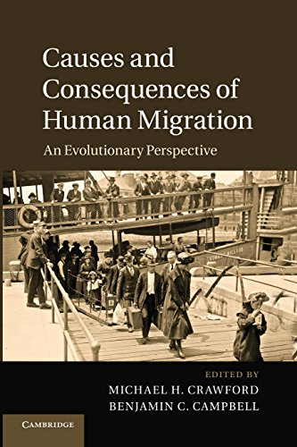 Causes and Consequences of Human Migration An Evolutionary Perspective  2014 edition cover