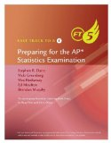 Preparing for the AP* Statistics Examination   2014 9781285094649 Front Cover