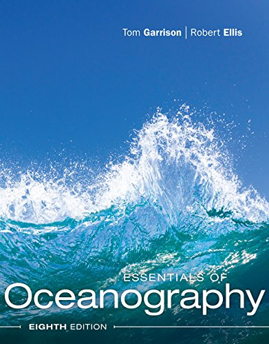 Essentials of Oceanography:   2017 9781337098649 Front Cover