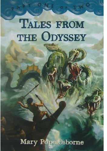 Tales from the Odyssey   2010 edition cover