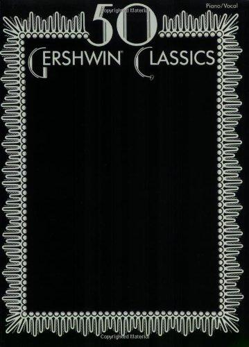 50 Gershwin Classics   1989 edition cover