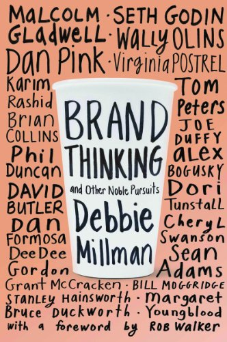 Brand Thinking and Other Noble Pursuits   2011 edition cover