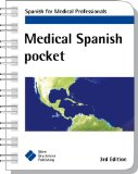 Medical Spanish Pocket: Spanish for Medical Professionals  2012 edition cover