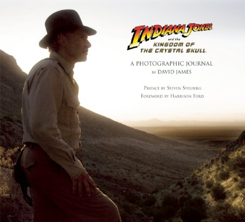 Indiana Jones and Kingdom of the Crystal Skull  2008 9781933784649 Front Cover