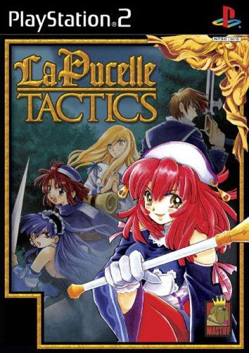 La Pucelle: Tactics PlayStation2 artwork