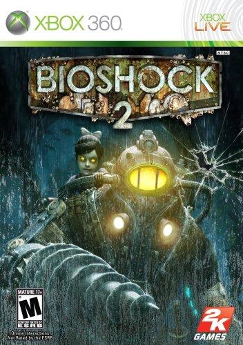 Bioshock 2 - Xbox 360 Xbox 360 artwork