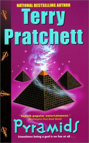 Pyramids   1989 edition cover