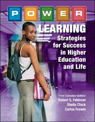 POWER LEARNING >CANADIAN< 3rd 2008 edition cover