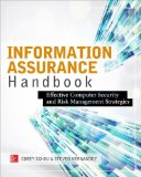 Information Assurance Handbook: Effective Computer Security and Risk Management Strategies  2014 edition cover