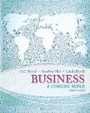 Loose-Leaf Business: a Changing World  9th 2014 9780077506650 Front Cover