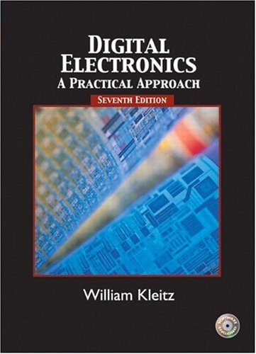 Digital Electronics A Practical Approach 7th 2005 edition cover