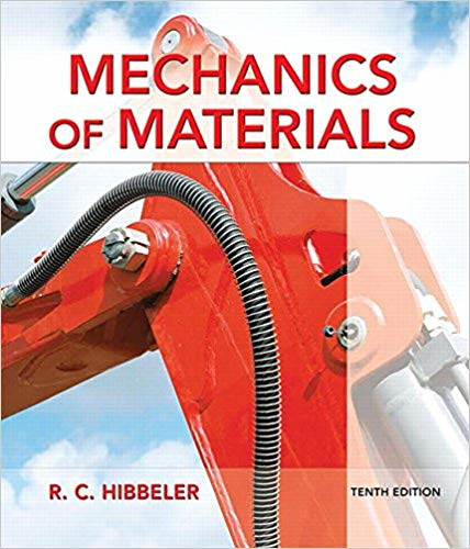Mechanics of Materials:   2016 9780134319650 Front Cover