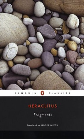 Fragments The Collected Wisdom of Heraclitus N/A edition cover