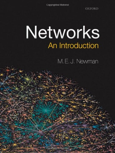 Networks An Introduction  2010 edition cover