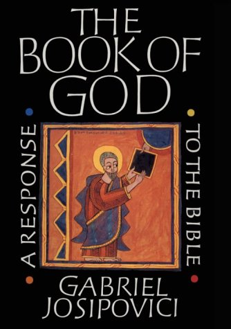 Book of God A Response to the Bible  1988 (Reprint) edition cover