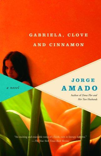 Gabriela, cravo e canela, cronica de uma cidade do interior; romance  N/A edition cover