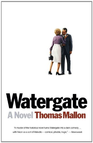 Watergate A Novel  2015 edition cover